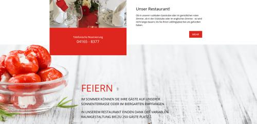 Restaurant Appelbeck am See, Moisburg