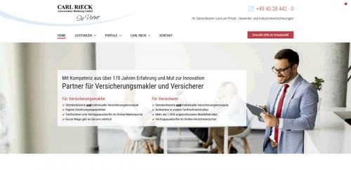 Carl Rieck Assecuradeur Hamburg GmbH, Hamburg