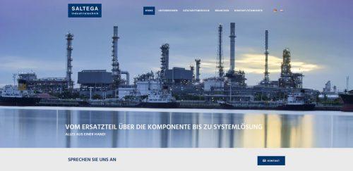 Saltega Industrietechnik, Grünendeich