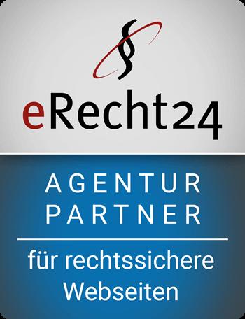 eRecht24 - Agentur-Partner für rechtssichere Webseiten